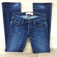 Abercrombie & Fitch Emma Stretch Bootcut Womens Jeans Size W26 L31  (SS7)