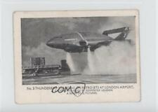 1966 Somportex Thunderbirds Small #3 Thunderbird 2 Non-Sports Card 0s4