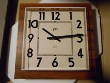 Horloge pendule formica JAPY NOS NEUVE BOITE Old clock French