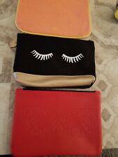 Ipsy Makeup Bag. 3 bags