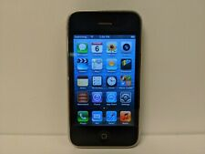 Apple iPhone 3GS (A1303) 8GB - Black - GSM Unlocked CLEAN ESN - Fully Functional