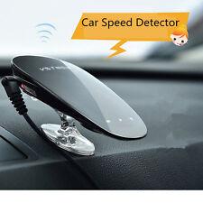 Electronic Vehicle Frameless Traceless Car Speed Detector Ultrathin GPS Radar