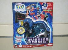 NEW 2005 Jakks Pacific Justice League Plug & Play 5 TV Games In 1 Gamekey Ready
