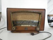 Poste TSF à lampe radio LEMOUZY 519  DTG N°29 vintage  collection
