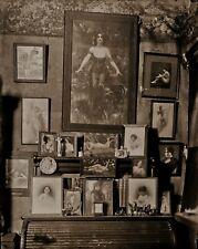 1912 Vintage EJ BELLOCQ New Orleans Bordello Prostitute Brothel Photo Art 12x16