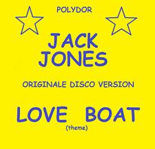 """Jack Jones """"Love Boat""""  (Theme)   U.S"""