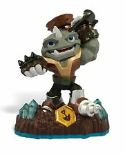 ☆ RUBBLE ROUSER SWAPABLE ~ EARTH ☆ SKYLANDERS SWAP FORCE FIGURE / IMAGINATORS