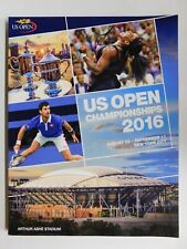 2016 Us Open Tennis Championships Magazine 256 Pages
