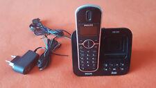 Funk - Telefon mit Anrufbeantworter Philips CD 655