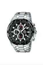 Casio Edifice EF-539D-1AV Men's Sport Watch with Chronograph Stainless Steel