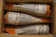 vieux Champagne caisse 6x TAITTINGER Brut Reserve 1950-1960 Reims bouteille vin