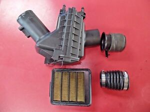 2009 - 2018 Nissan R35 GTR OEM Engine Intake Air Box Filter Cleaner Right Used