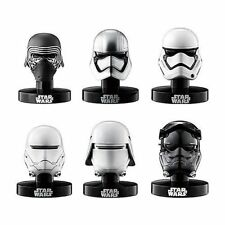 BANDAI Awakening of the helmet replica collection Star Wars / Force 8 piece