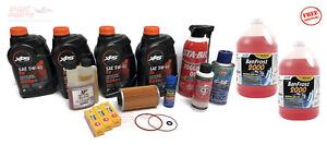 SeaDoo Winterization Oil Change Kit Anti-Freeze 4-TEC RXP RXT GTX GTI 155/215/25