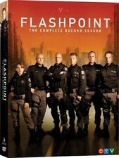 FLASHPOINT DVD complete second season 2 two - 6disc 763minutes 22episodes