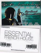 GET LUCKY Daft Punk Guy Manuel de Homen Christo drivers License fake id card