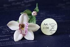 Orchidea bomboniera matrimonio Capodimonte Porcellana