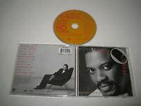 Alexander o'Neal / Love Makes No Sense (Taboo /549 502-2) CD Album