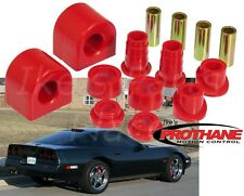 PROTHANE 7-1152 Front Sway Bar/End Link Bushing Kit 26mm C4 Chevy CORVETTE 88-96