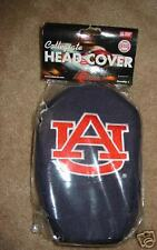 Single Golf Head Cover ~ Auburn  ~ New in Package