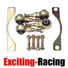 Front Upper Camber Control Arm Bushing Replacement Kit For 92-95 Civic EG Acura