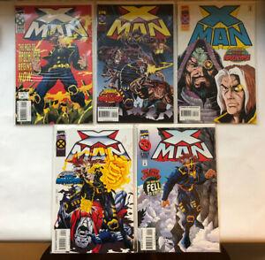 Marvel Comics X-Man Complete Run Age of Apocalypse