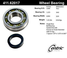Axle Shaft Bearing Kit-Premium Rear Centric fits 1957 Chevrolet Two-Ten Series