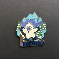 WDW - Cute Character Yeti - Expedition Everest Slider - Disney Pin 52655