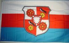 Fahne Flaggen HERZOGTUM SCHAUMBURG - LIPPE WAPPEN