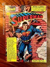 Original Sealed Revell Superman Model Kit 1/8 Scale