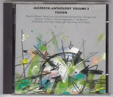 STEREOPLAY JAZZROCK-ANTHOLOGY VOLUME 3 FUSION CD AUDIOPHILE © 1990