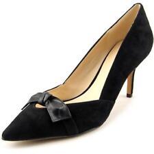 Zapatos de tacón de mujer Nine West color principal negro de ante