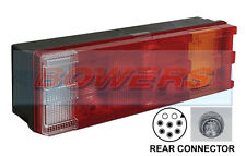 MERCEDES ATEGO VARIO REAR RIGHT HAND O/S TAIL LAMP WITHOUT NUMBER PLATE LIGHT