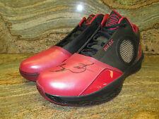 Nike Air Jordan 2010 Dwyane Wade PE SZ 15 Miami Heat Sample Signed Autographed 3