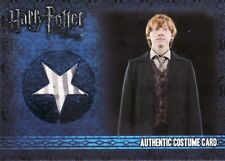 Harry Potter & the Deathly Hallows Part 1 Ron Weasley C15 Costume Card