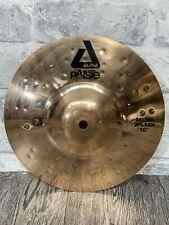"""More details for paiste alpha metal splash 10""""/25cm splash cymbal / drum accessory"""