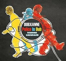 Dubxanne-Police in Dub: re-d' by Rob Smith aka RSD CD NUOVO