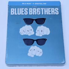 The Blues Brothers Blu-Ray Limited STEELBOOK Edition cover NEW SEALED