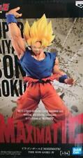 Dragon Ball Z Figure MAXIMATIC THE SON GOKU IV BANPRESTO
