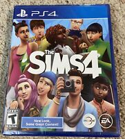 The Sims 4 PS4 (Sony PlayStation 4, 2017)