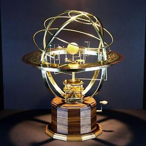Orrery Model of The Solar System