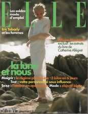 Elle French Magazine 22 Juin 1998 Catherine Allegret Eric Tabarly 091719AME2
