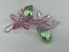 Swarovski Figurine Flower 8,5 Cm. Top Condition