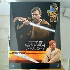 Hot Toys MMS478 1/6th Scale Star Wars Obi-Wan Kenobi Action Figure DELUXE Ver.