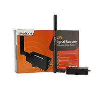Sunhans 3W 2.4Ghz 35dBm 802.11b/g/n WiFi Signal Booster Router Power Amplifier