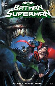 BATMAN SUPERMAN 1 CLAYTON CRAIN VARIANT EXCLUSIVE LTD TO 1000 W/ NUMBERED COA