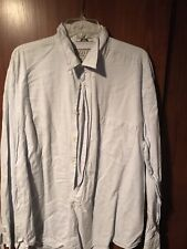 Rewrite long sleeve button up shirt Size - XL