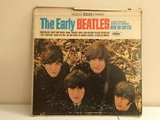 VINTAGE THE EARLY BEATLES ALBUM RECORD CAPITOL RECORDS