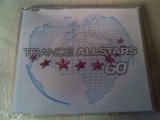 TRANCE ALLSTARS - GO - 5 MIX DANCE CD SINGLE