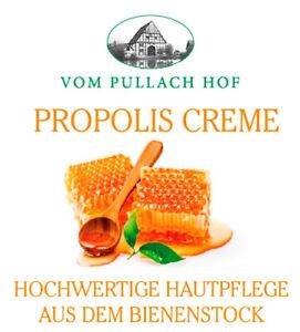 Propolis Creme - Vom Pullach Hof - Hautpflege aus dem Bienenstock -  3x 250ml